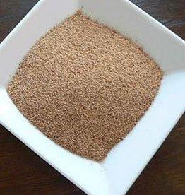 amandel-olijf peelinggranulaat 100 gr. (mandelkern-olivenstein)