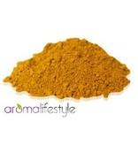 Natuurpigment (ijzeroxide) oker geel 10 gram