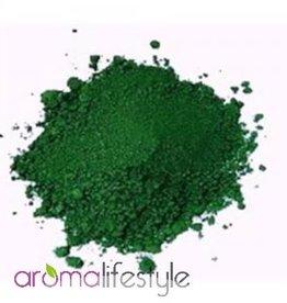 Natuurpigment groen 10 gram