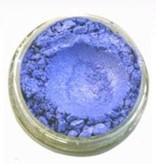 Parelmica lichtblauw-goud 5 gram
