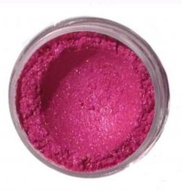 Parelmica  sprankelend roze