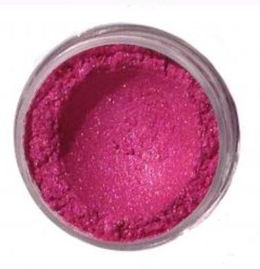 Parelmica sprankelend roze 10  gram