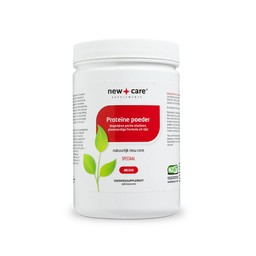 New Care Supplements Proteïne poeder uit rijst