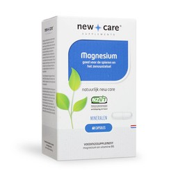 New Care Supplements Magnesium grootverpakking