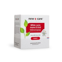 New Care Supplements Bifido Lacto mama & kind, 30 sachets
