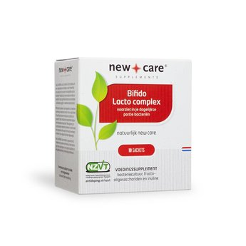 New Care Supplements Bifido Lacto Complex 10 sachets