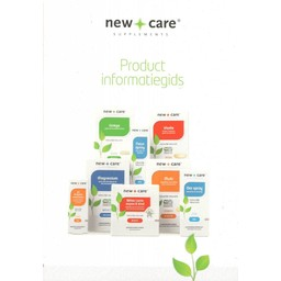 New Care Supplements Product informatiegids