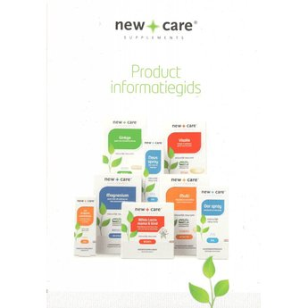 New Care Supplements Product informatiegids