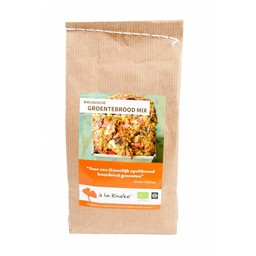 PUUR Rineke Groentebrood mix biologisch