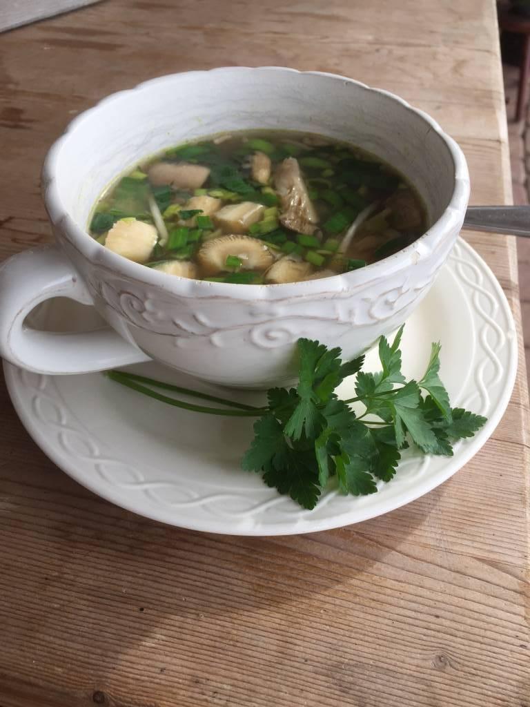 5 minuten Miso-soep