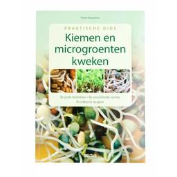 Praktische gids - Kiemen en microgroenten kweken
