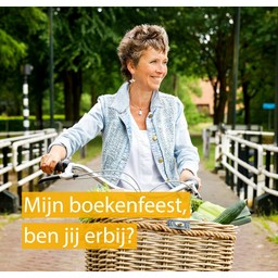 Rineke Dijkinga Exclusief Boekenfeest + boekproeverij | 14-10-2017