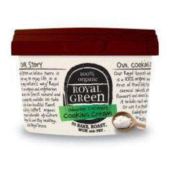 Royal Green kokosolie cooking cream 500ml