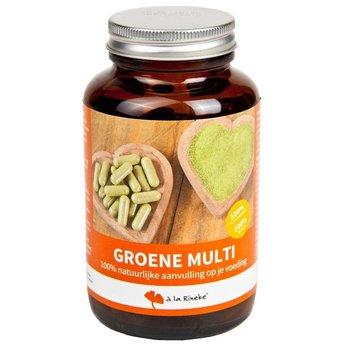 PUUR Rineke Groene multi, 120 capsules