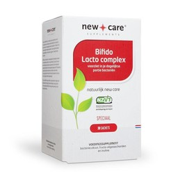 New Care Supplements Bifido Lacto Complex 30 sachets
