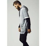 Urban Classics Short Sleeve Side Zipped Hoody