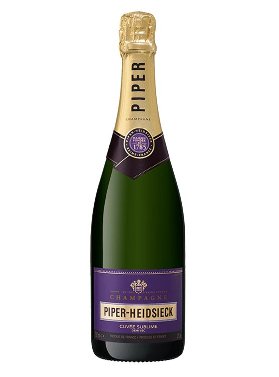 Piper-Heidsieck Piper-Heidsieck Cuvée Sublime 75CL