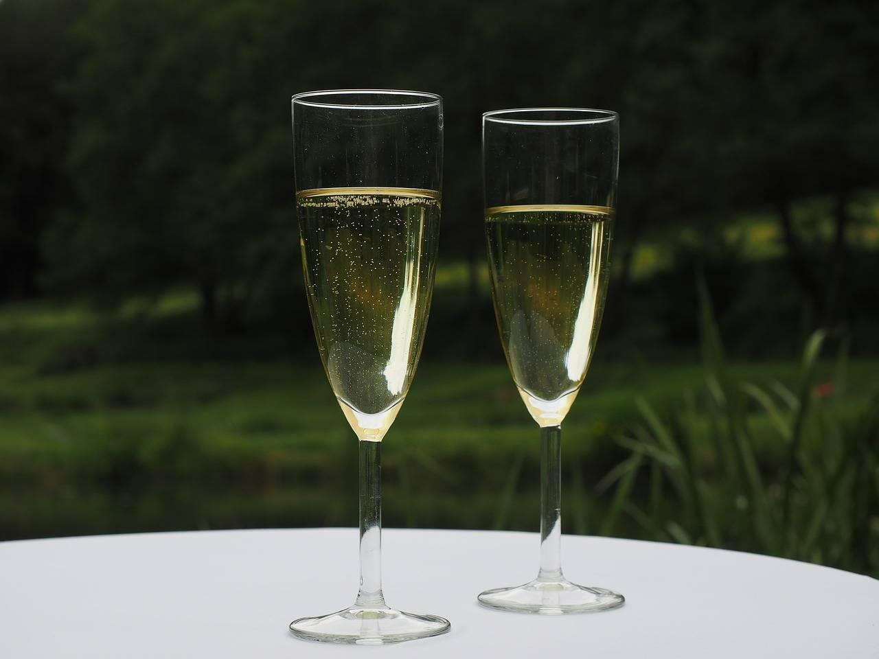 De temperatuur van champagne, op welke temperatuur moet je champagne serveren?