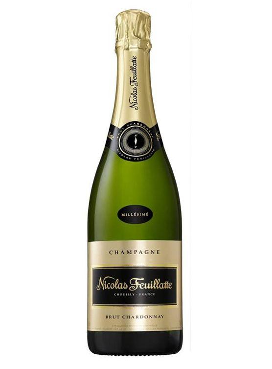 Nicolas Feuillatte Nicolas Feuillatte Chardonnay Blanc de Blancs 75CL