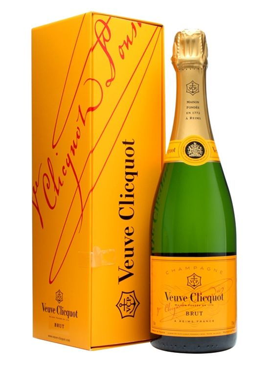 Veuve Clicquot giftbox