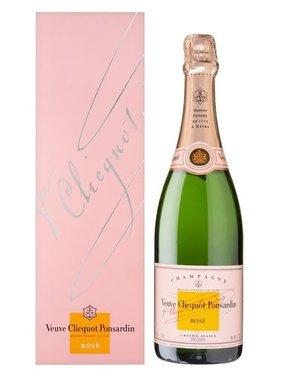 Veuve Clicquot Ponsardin Rosé design box 75CL