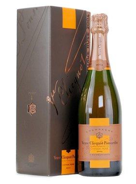 Veuve Clicquot Ponsardin Rosé Vintage 2004 in giftbox 75CL