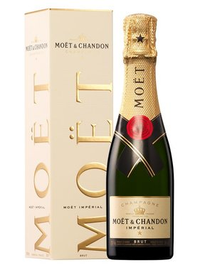Moët & Chandon Brut Impérial in Giftbox 37,5CL