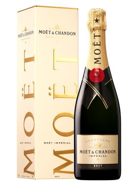 Moët & Chandon Impérial in giftbox 75CL