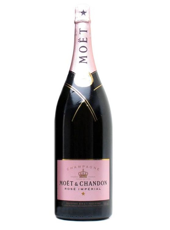 Moët & Chandon Moët & Chandon Brut Rosé SA Jeroboam 300CL