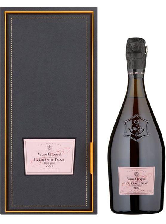 Veuve Clicquot Ponsardin Veuve Clicquot Ponsardin La Grande Dame Rose 2006 in giftbox 75CL