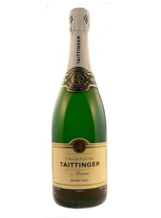 Taittinger Taittinger Demi Sec 75CL