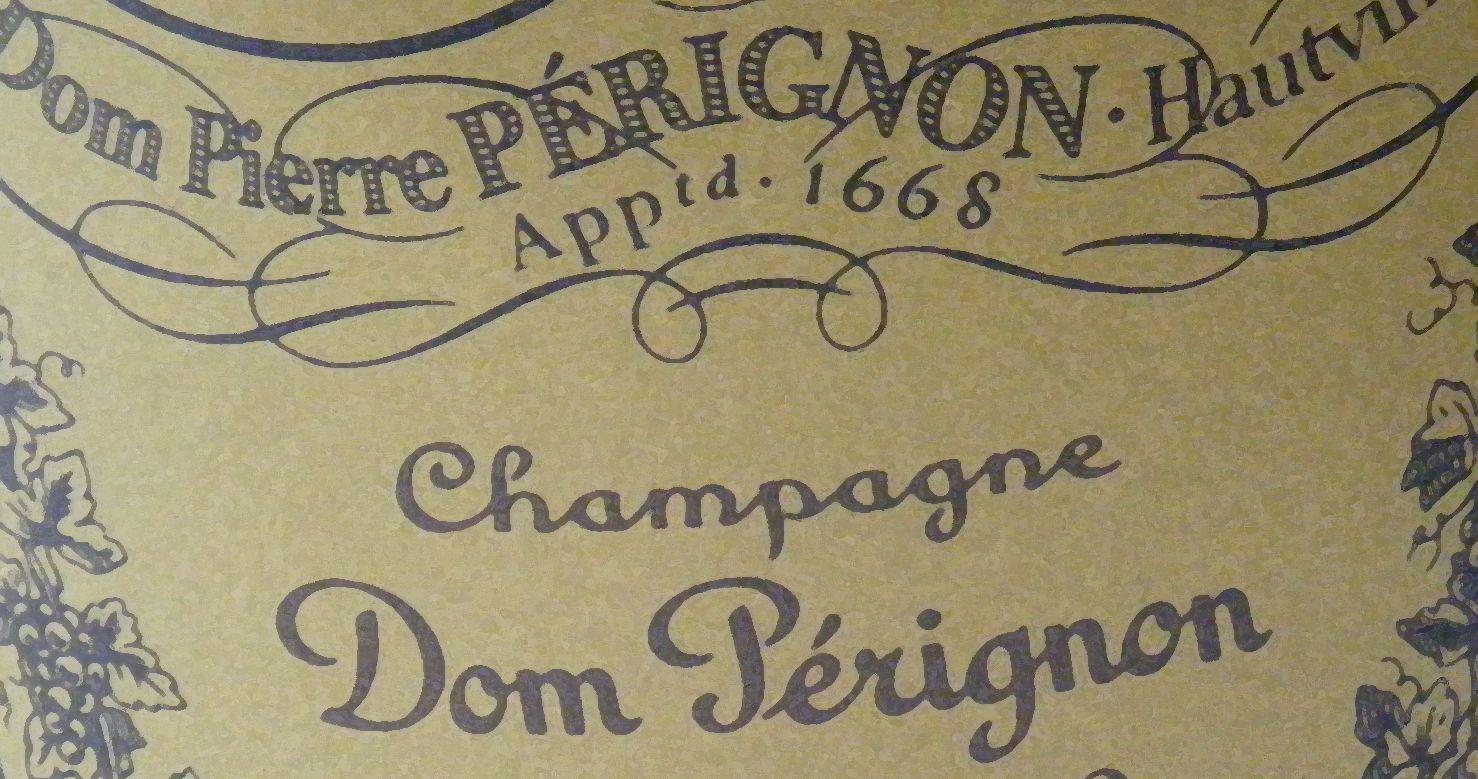 James Bond en champagne: Dom Pérignon