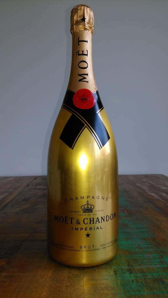 Moët & Chandon Moët & Chandon Gouden Magnum Brut (limited edition) 150CL