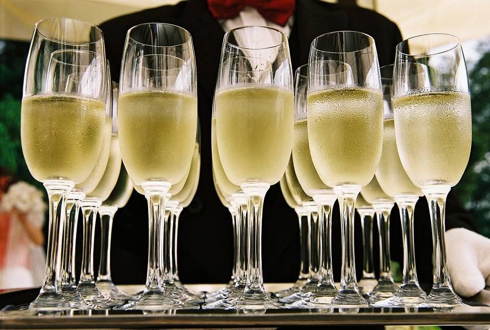 Verkoop champagne breekt alle records