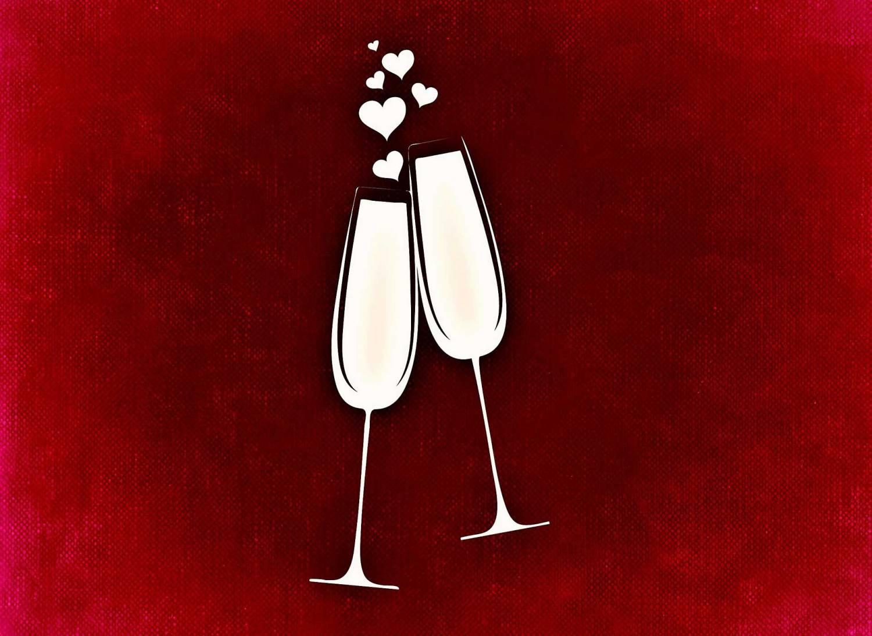 Valentijnsdag: Is jullie liefde sprankelend als champagne? Deze champagnes kun je kopen!
