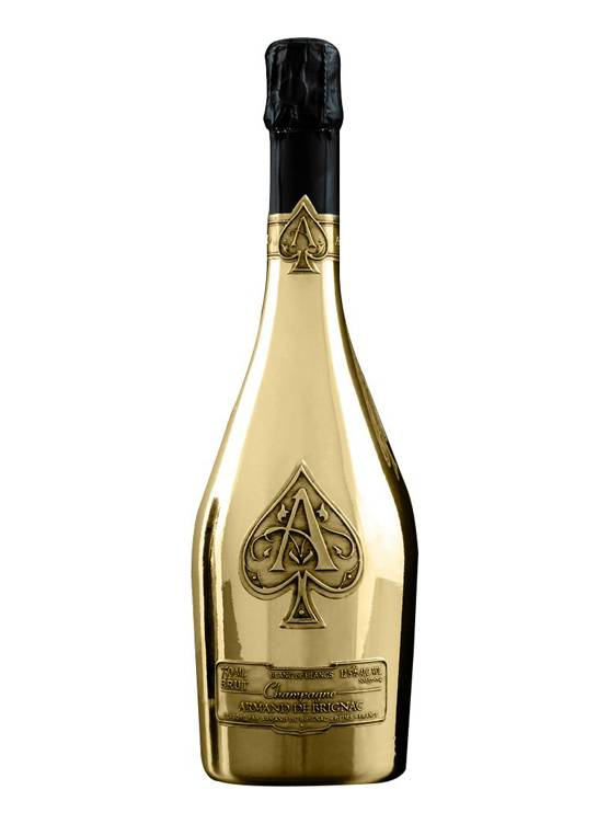 Armand de Brignac Armand de Brignac Ace of Spades Champagne Brut Gold 75CL