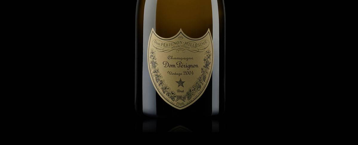 Dom Perignon, een excellent champagnemerk van champagnehuis Moët & Chandon