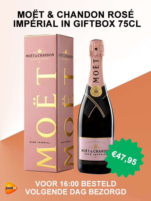Moët & Chandon rosé 75CL