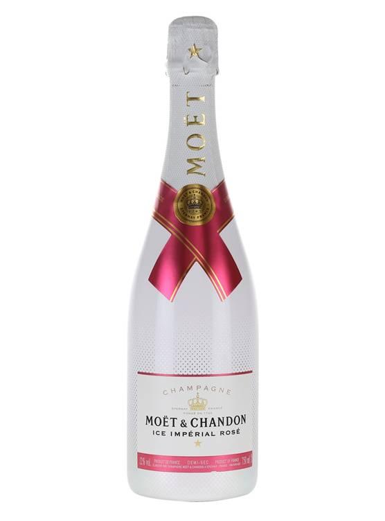 Moët & Chandon Moët & Chandon Ice Rosé Champagne 75CL