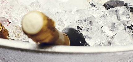 Een champagnekoeler nodig? Wij helpen je bij het maken van de juiste keuze