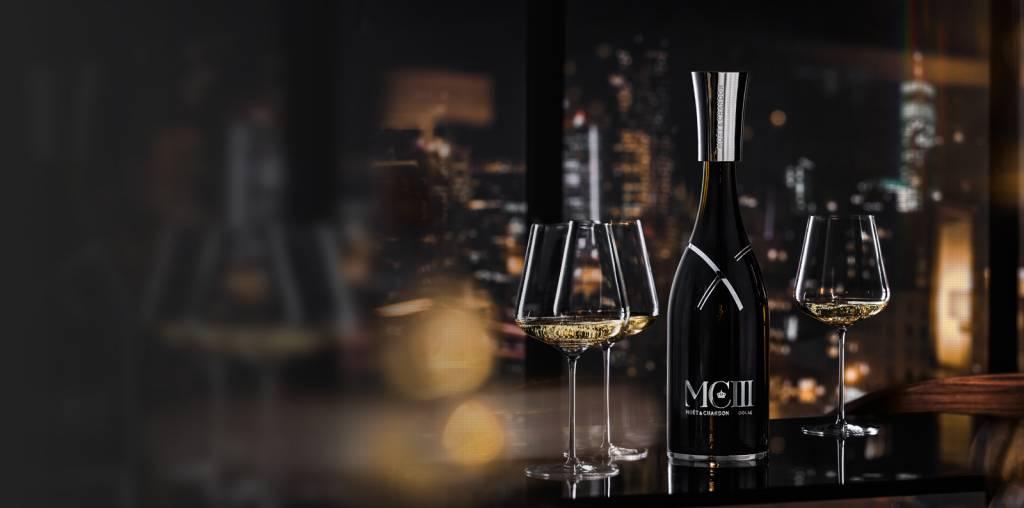 De beste champagne van 2017 is geworden: de Moët & Chandon MCIII NV