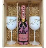 Moët & Chandon Moët Chandon Unconventional Love Valentijn Giftbox Ice Glazen