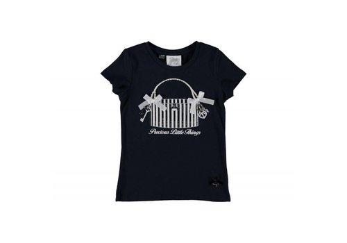 Le Chic T-shirt Blue navy