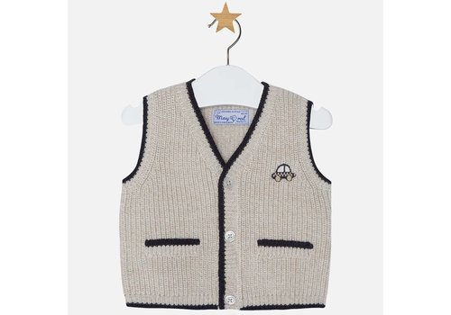 Mayoral Vest Baby Boy