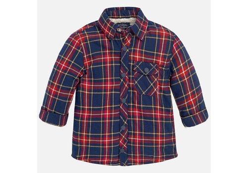 Mayoral Wool linnen overshirt