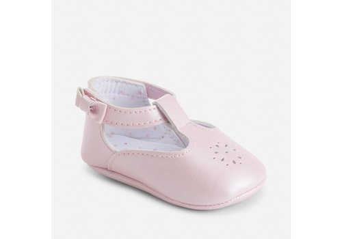 Mayoral Shoe Baby Girl Bronze-gold colored