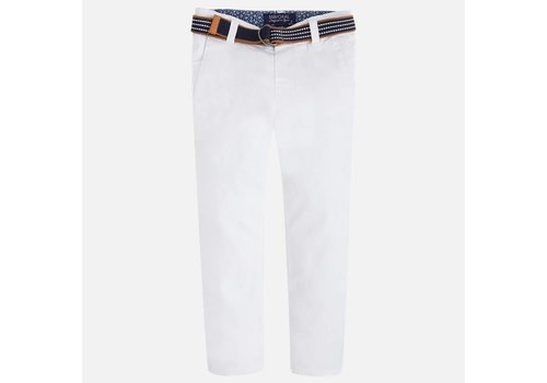Mayoral Pants with belt Boy