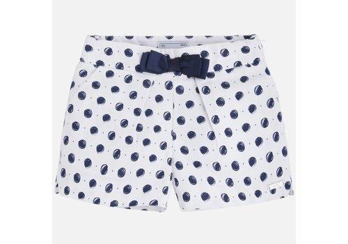 Mayoral Polka-dot shorts