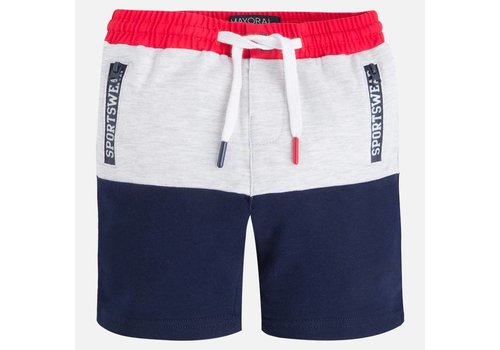 Mayoral Fleece shorts with pockets