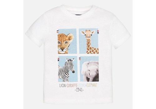 Mayoral T-Shirt Animals
